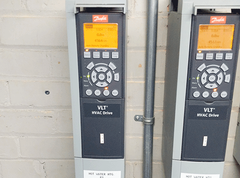 Electrician Motor Controllers